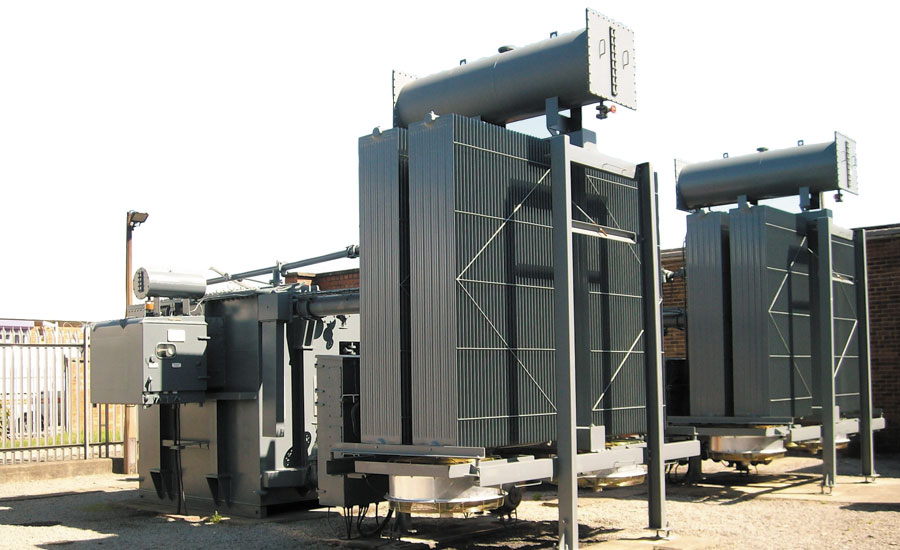 Winder Electrical - YEDL Transformer Refurbishment Project